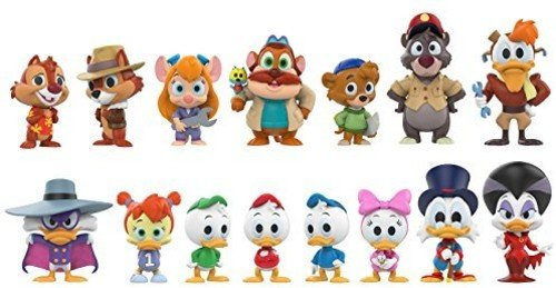 Funko Mystery Mini Disney Afternoon Collectible Vinyl Figure