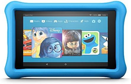 Kids kindle ebook deal bad dog marley by john grogan 199 fire hd 8 kids edition tablet 8 hd display 32 gb blue kid proof case fandeluxe Images