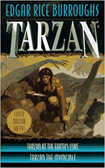 Tarzan 2-in-1: Invincible / Earth's Core