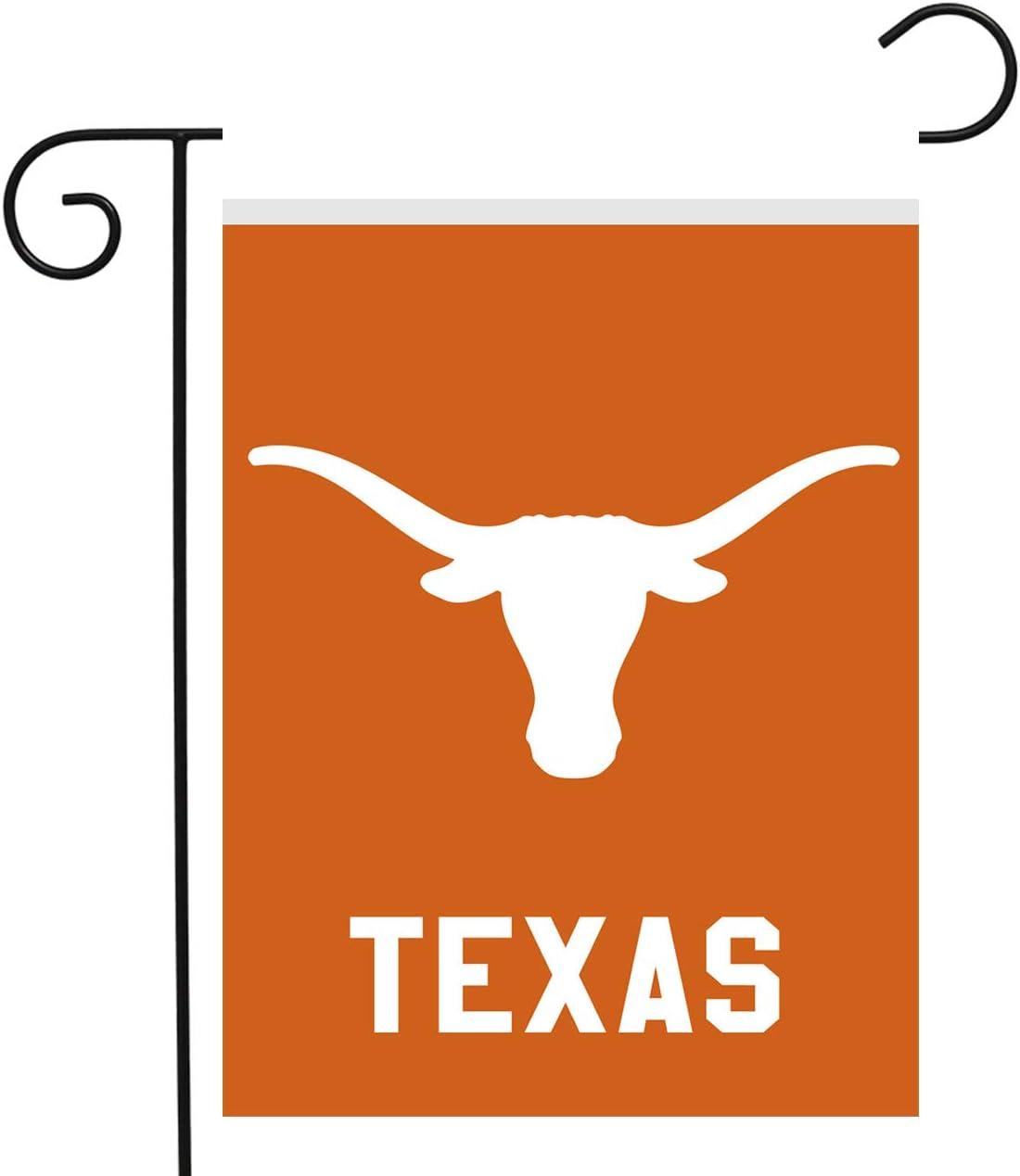 "Briarwood Lane Texas Longhorns Garden Flag NCAA Licensed 12.5"" x 18"""