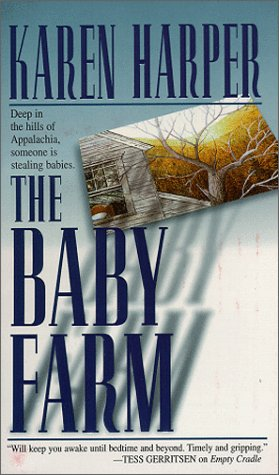 book cover of The Baby Farm