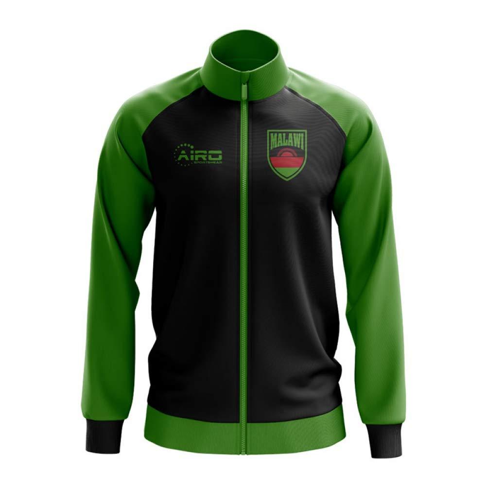 Airo Sportswear Malawi Concept Football Track Jacket (schwarz)