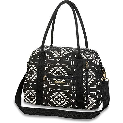 Dakine Amber Shoulder Bag 20L Silverton Onyx Canvas One Size