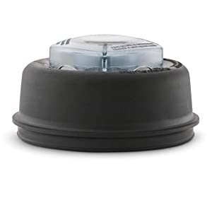 Vitamix 212-1002 Lid with Plug, 64 oz, Black