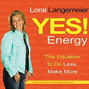Yes! Energy Audiobook