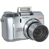 Olympus C-740 3MP Digital Camera with 10x Optical Zoom Basic Facts Review Image
