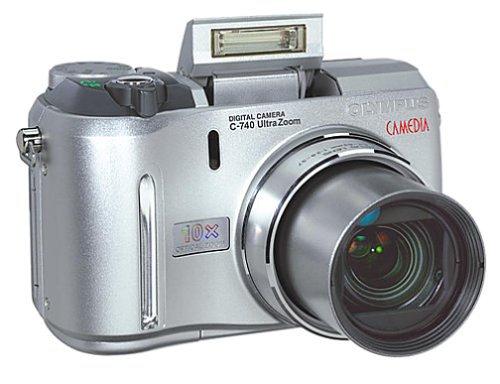 Zoom 3 Megapixels Digital Cameras - 8