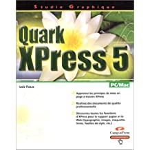 Quark xpress 5.0 studio graphique
