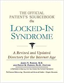 Book written by locked in syndrome