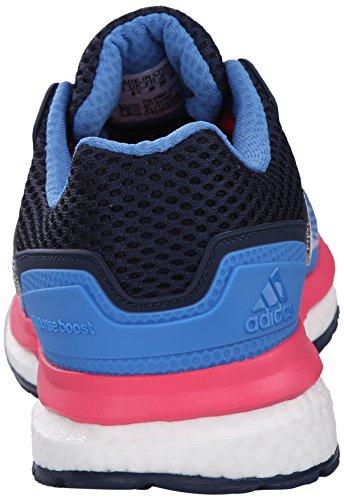W collegiate Techfit Rosa Boost Da Blue Performance Adidas Blue Blue Scarpa 2 pink Blu Running Navy Response Collegiata qIZOI5wX