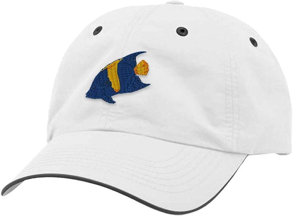 Custom Richardson Running Cap Asfur Angelfish Embroidery Animal Name Polyester