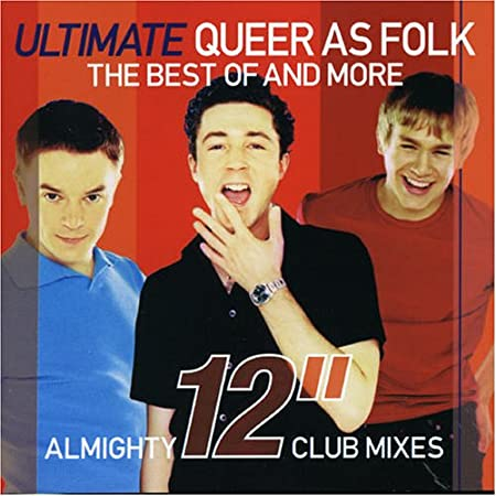 VARIOUS / ALMIGHTY QUEER AS FOLK 12