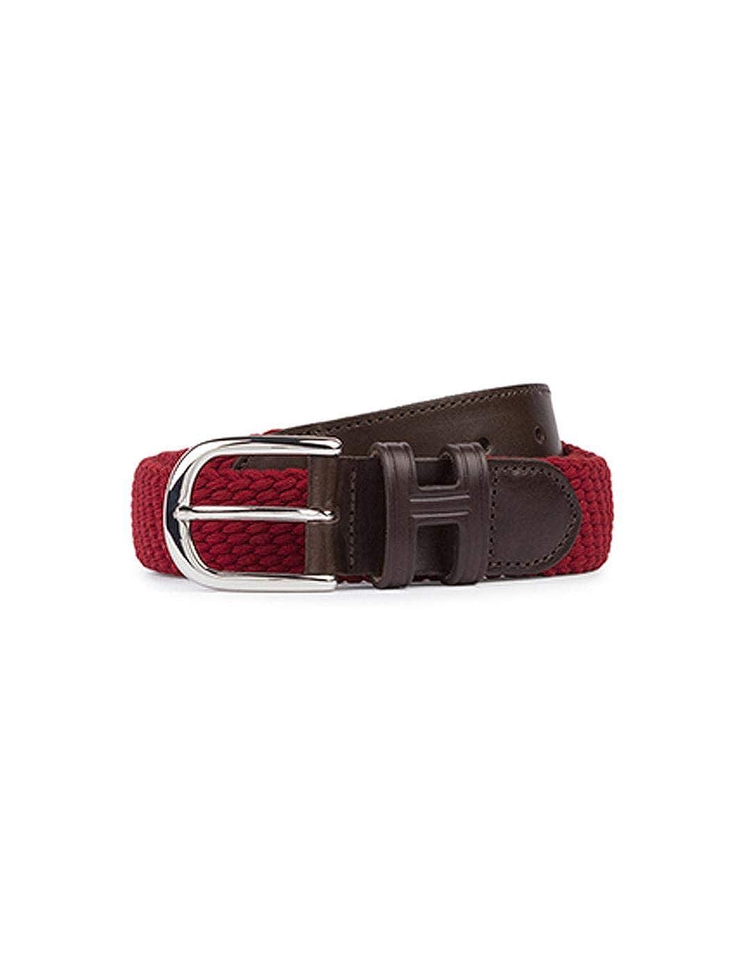 Hackett London Parachute Belt Cintur/ón para Hombre