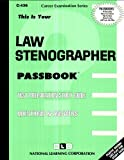 Law Stenographer, Jack Rudman, 0837304369