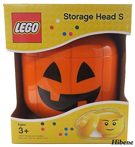 LEGO Stackable Storage Small Pumpkin