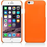 iPhone 6 Case,VUTTOO® Awesome Ultra Slim Thin Series Scrub Hard Case Protective Shell Cell Phone Cover For Apple Iphone 6 (4.7 Inch) - Orange