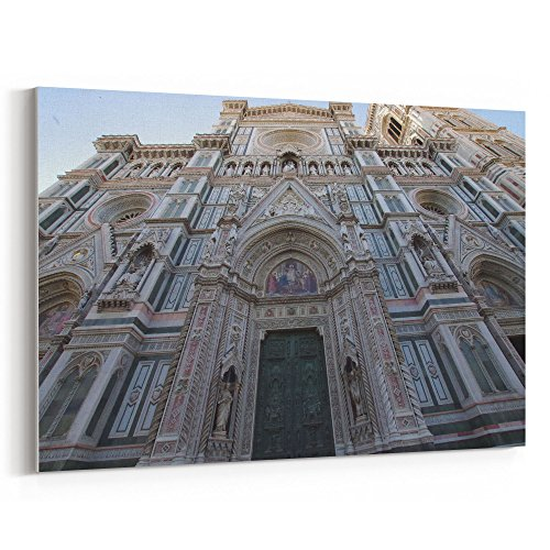 Westlake Art   Architecture Cathedral   12X18 Canvas Print Wall Art   Canvas Stretched Gallery Wrap Modern Picture Photography Artwork   Ready To Hang 12X18 Inch  965A 8Ed34