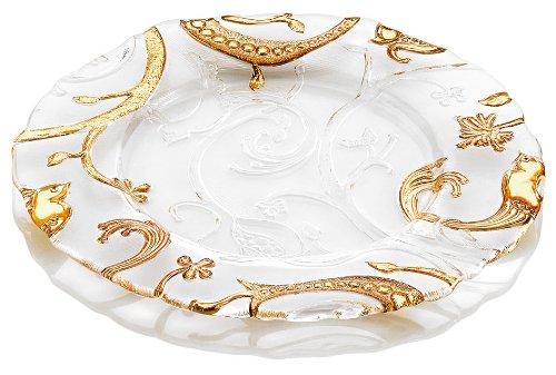 Giardino Segreto Gold Design Charger