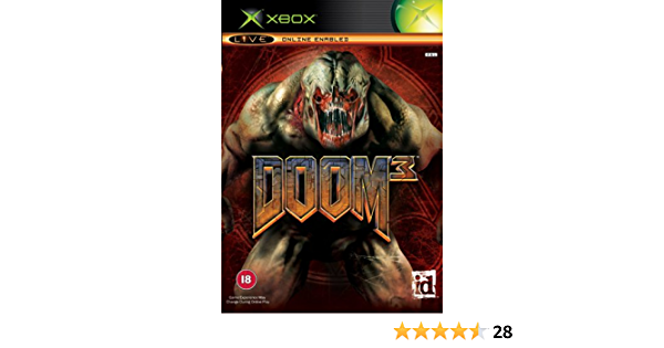 Doom 3 Uk Video Games