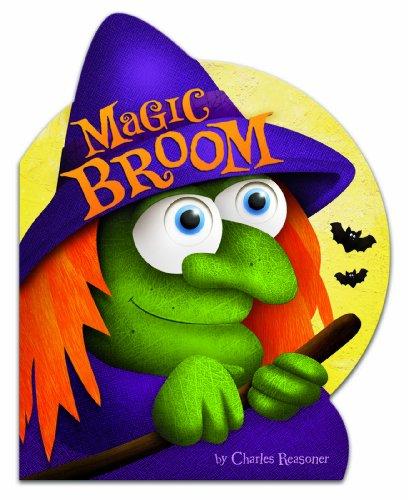 Magic Broom (Charles Reasoner Halloween Books) -