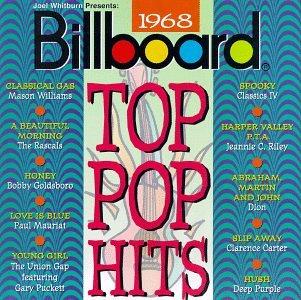 Billboard Top Pop Hits 1968