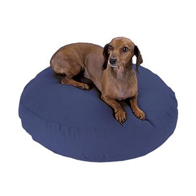 Snoozer Round Pillow Pet Bed Round