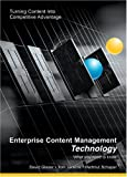 Enterprise Content Management Technology: What You Need to Know
