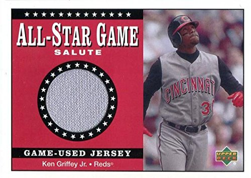 gned 2001 Upper Deck Jersey Card - Baseball Game Used Cards (Upper Deck Used Baseball Cards)