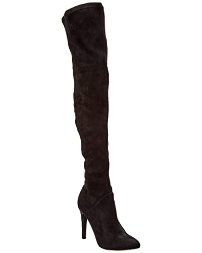 3ed9a09a2ae Image Unavailable. Image not available for. Color  Dolce Vita Kelise Suede  Over-The-Knee Boot ...