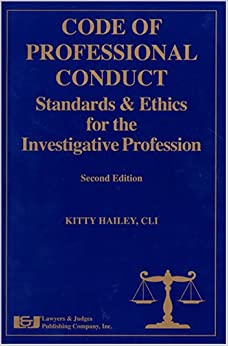Book Code of Professional Conduct, Second Edition