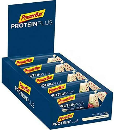 Powerbar Protein Plus 33% 90g - Vanilla, Raspberry