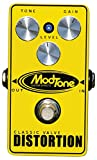 ModTone Guitar Effects MT-CD Classic Valve Distortion Pedal