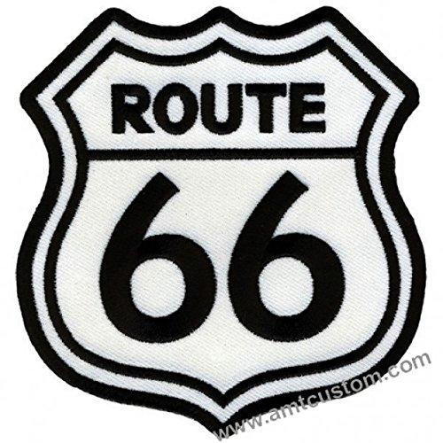 Patch Route 66 para chaquetas y chalecos AMT CUSTOM 37/PT-R66