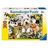 Ravensburger Happy Animal Buddies - 300 pc Puzzle