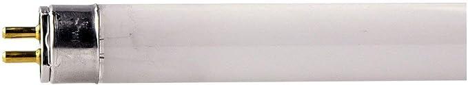 "9/"" 6 W T5 Tube Fluorescent 535 3500k STANDARD BLANC Bell 05407"