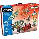Knex Imagine Power & Play Motorized Building Set Building Kit, Varies Model