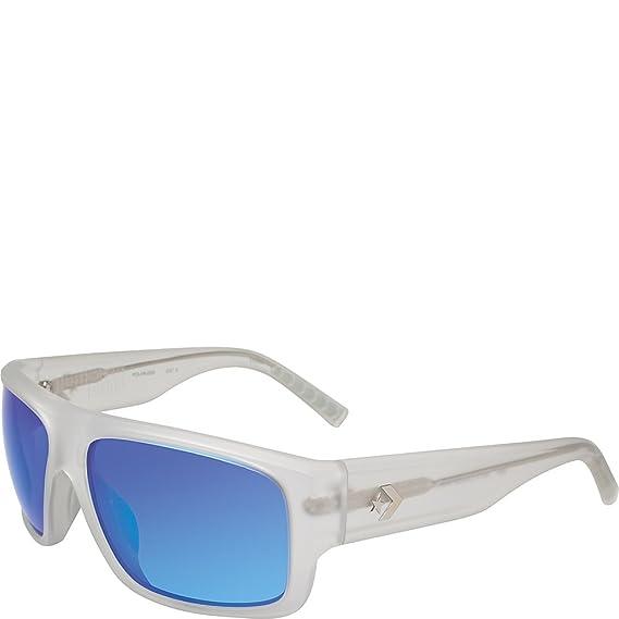 0e737393349f Converse Sunglasses R007 Matte Crystal Mirror Polarised 61  Amazon.co.uk   Clothing
