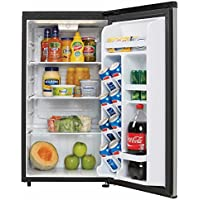 Danby 3.3 cu ft Compact All Refrigerator - Silver