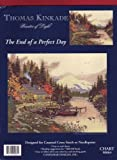 download ebook the end of a perfect day: designed for counted cross stitch or needlepoint pdf epub