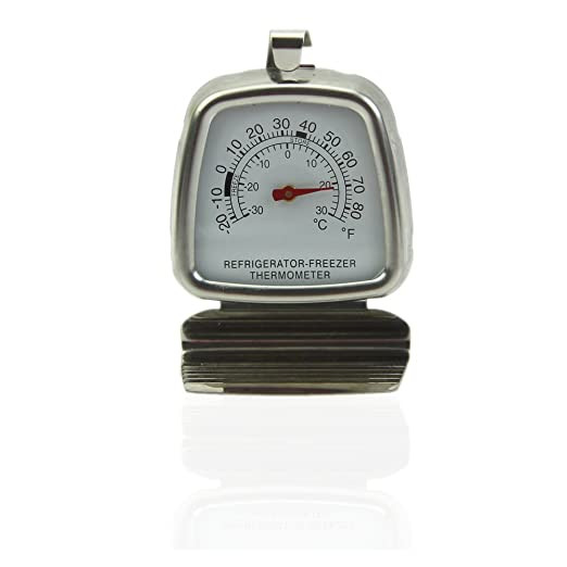 hunulu cocina Classic acero inoxidable Dial Termómetro para ...