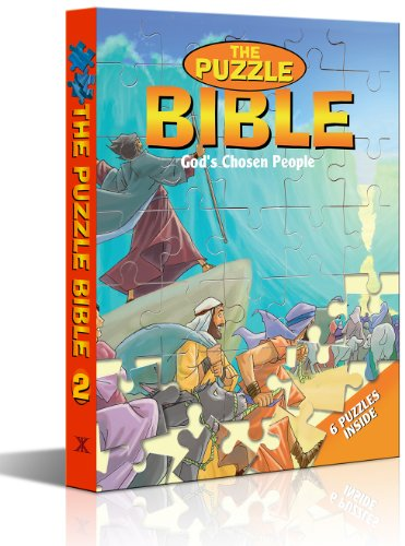 God's Chosen People Jigsaw Puzzle Puzzle Bible-Children Games-Samson-Ten Commandments-Jericho-Gideon-Egypt-Exodus-Moses-Bible Games-Judges-Bible ... Children-Bible Games for Kids-Kids Stories