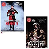 Shakespeare's Globe - History - Value 2-Pack: Henry V / Henry VIII