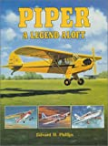 Piper Airplanes, Edward H. Phillips, 0911139141