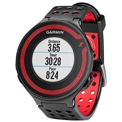 Black-Red GPS Garmin Forerunner 220 HRM3