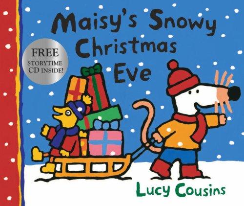 Its Christmas Eve.Amazon Com Maisy S Snowy Christmas Eve With Cd