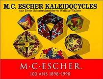 M.C. Escher kaleidocycles par Schattschneider