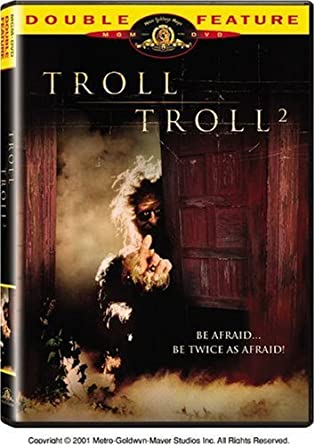 Amazon com: Troll / Troll 2 (Double Feature): Michael Moriarty