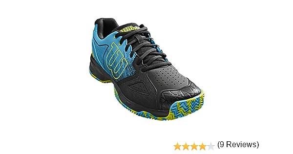 Wilson Kaos Devo Clay Court, Zapatillas de Tenis para Hombre, Azul ...