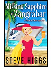 The Missing Sapphire of Zangrabar: A Patricia Fisher Mystery