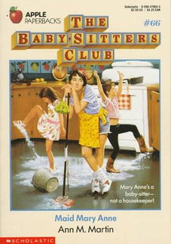 Sunday Social Club (Maid Mary Anne (Baby-Sitters Club #66))